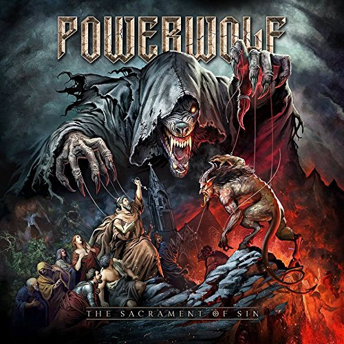 Powerwolf - The Sacrament Of Sin (Limited Edition Mediabook)