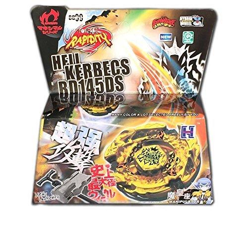 Beyblade Hades Hell Kerbecs Metal Masters 4D BB-99 Starter R