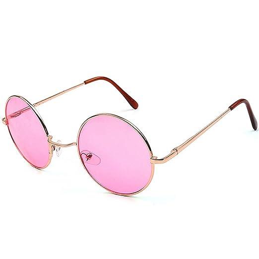 Amazon.com: Dormery Retro Round Sunglasses Women Brand ...