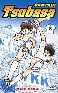 """Afficher """"Captain Tsubasa n° 8 La résurrection d'un champion !"""""""
