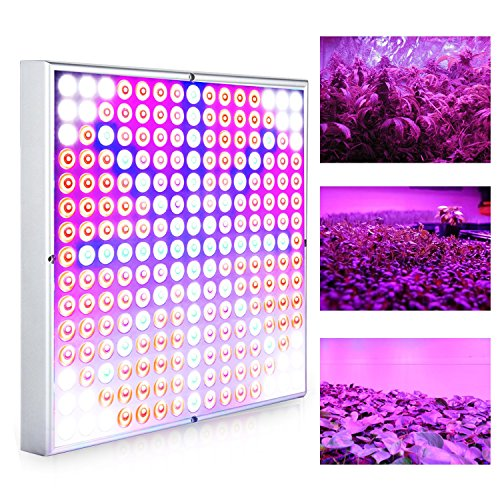 2016 New Vision LED Plant Grow Light,Highest Efficient Hydroponic LED Grow Lights (45W),For Hydroponic Garden Greenhouse and Indoor plant