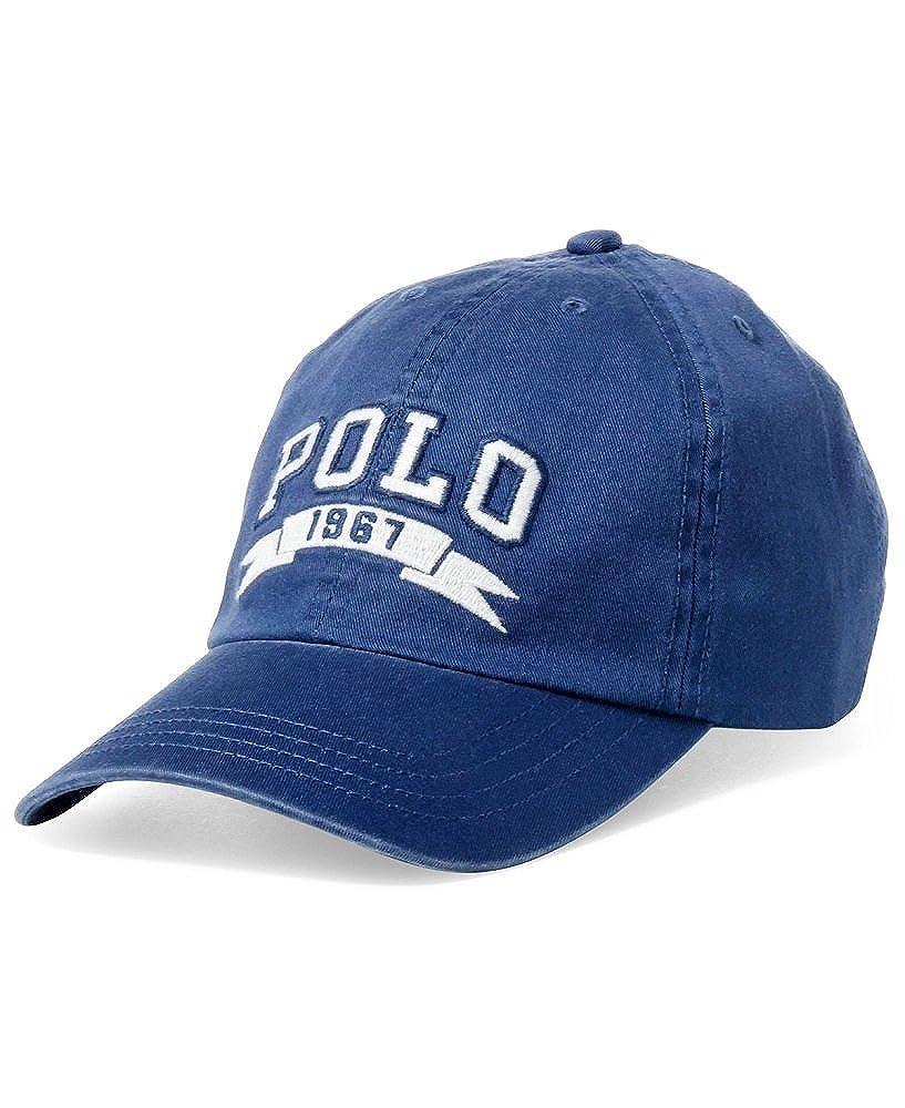 Ralph Lauren - Gorra de béisbol Polo 1967 - para niños - Blue ...