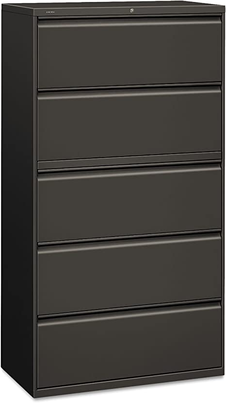 Amazon Com Hon 885ls 800 Series Five Drawer Lateral File Roll