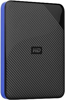 Western Digital WDBDFF0020BBK 2TB USB 3.1 Portable Hard Drive