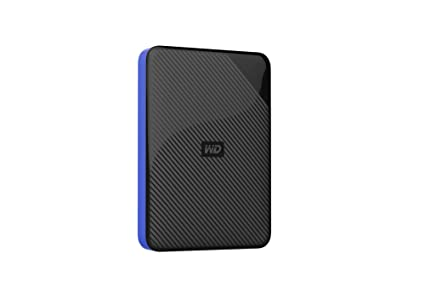 Western Digital Gaming Drive - Disco duro externo portátil para PlayStation 4 de 2 TB,