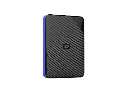 מסודר Amazon.com: WD 2TB Gaming Drive Works with Playstation 4 Portable NK-69
