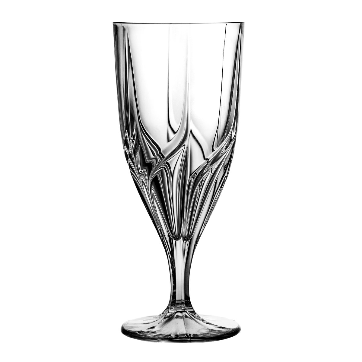 Pack of Aljulia 4233Water Glass, Crystal, 6Units 395ml