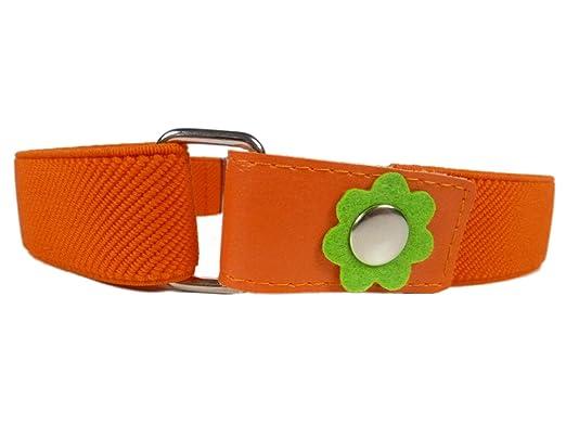 9 opinioni per Cintura Elasticizzata per Bambine 1-6 Anni, Fiore design