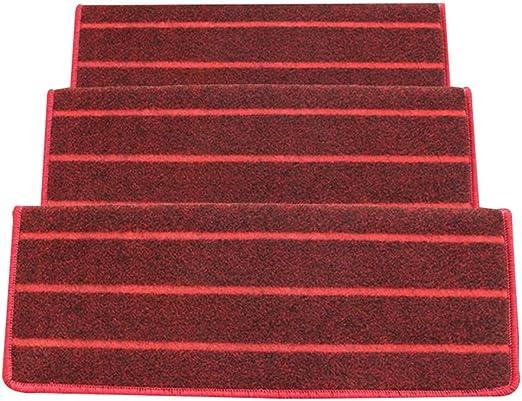 LIXIONG Alfombra De Escalera Hebilla Mágica Fija Inodoro Escalera Alfombra De Paso Quilla Invisible En Ángulo Recto, 3 Estilos 4 Tallas (Color : C-1pc, Tamaño : 80x(24+3) cm): Amazon.es: Hogar