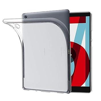 seleccione para auténtico niño comprar baratas Funda Huawei MediaPad T5 10 TopACE Funda Transparente Suave ...