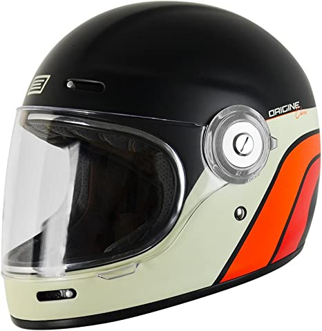 TG XS Noir Origine helmets Origine Vega Classic Black