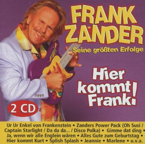 Frank Zander - Hier Kommt Frank Seine Groessten Erfolge - Zortam Music