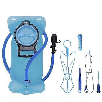 Bolsa de Hidratación Agua - Libre de BPA, Kit de Limpieza de ...