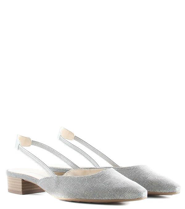 22787 Castra Peter Kaiser Flat Slingback Blue Shimmer 7.5  Chaussures de Fitness Homme  38.5 EU RQwfuuU
