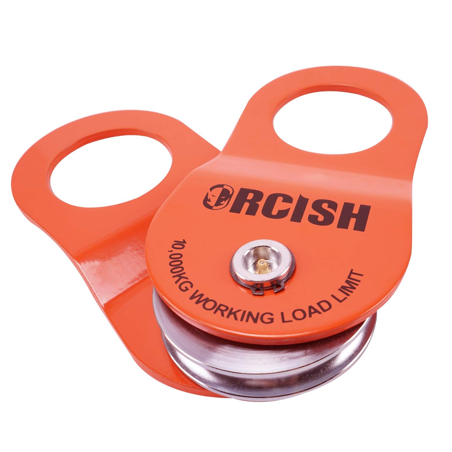 ORCISH 10T Recovery Winch Snatch Pulley Block 22000lb Capacity by ORCISH