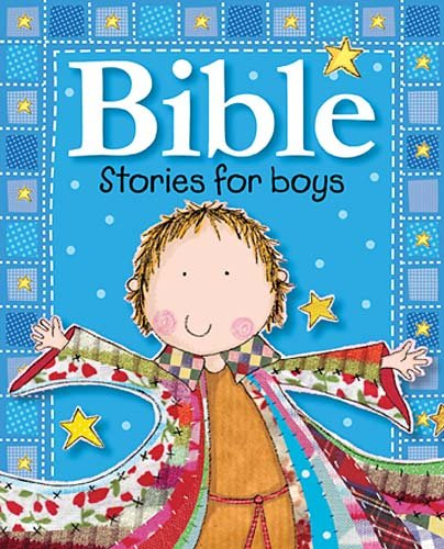 Bible Stories Board (Bible Stories for Boys)