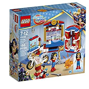 LEGO DC Super Hero Girls Wonder Woman Dorm 41235 DC Collectible