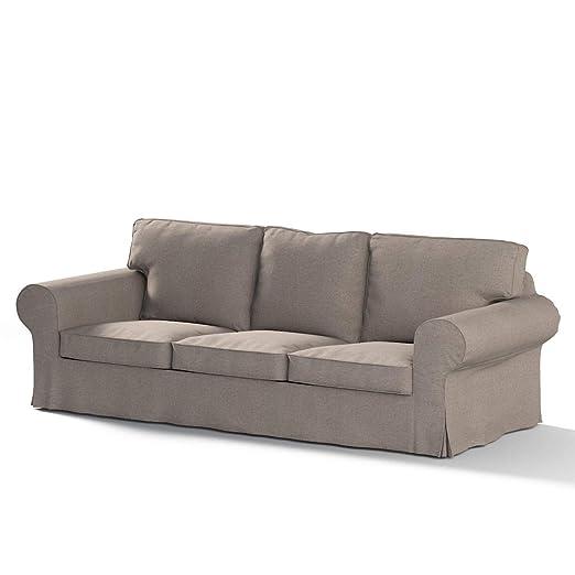 Dekoria Fire retarding IKEA EKTORP sofá Funda, Color Gris ...