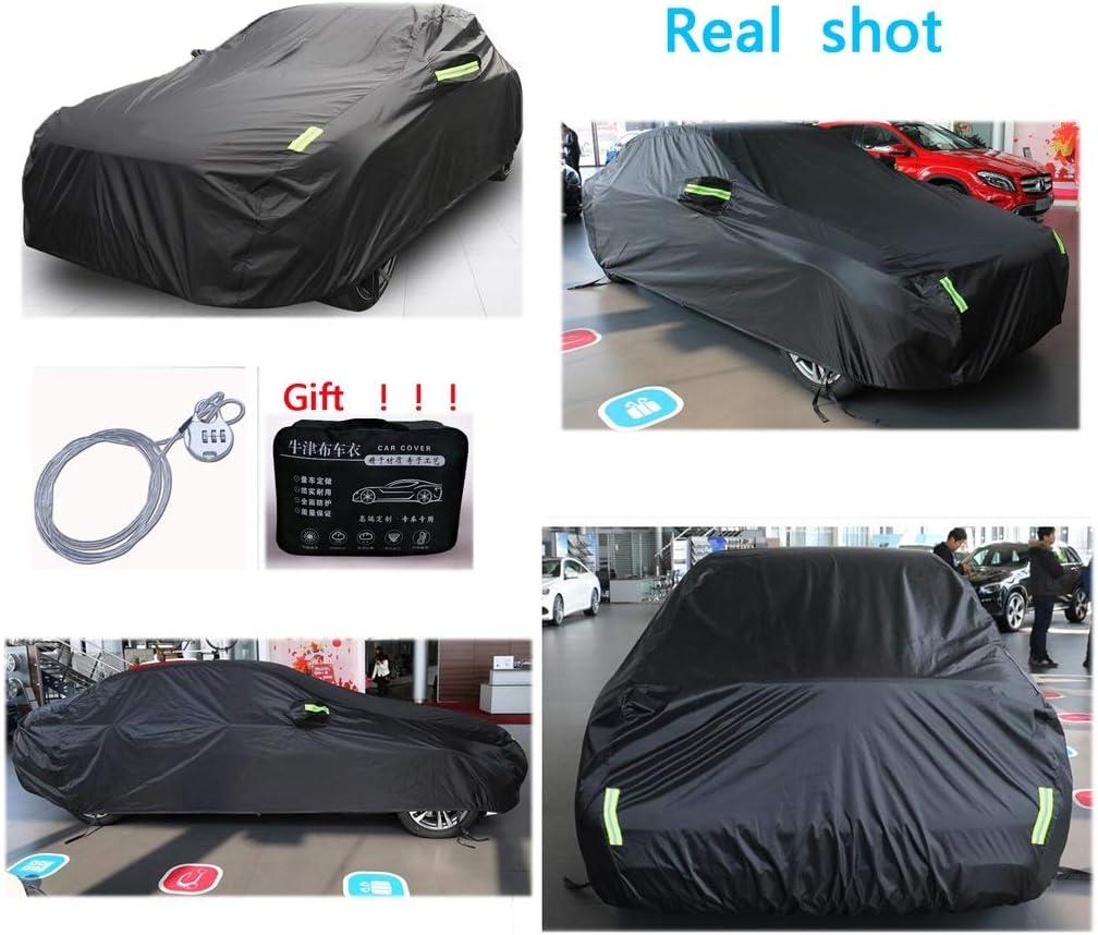 Housses Pour Aut Habillage de voiture adapt/é /à MGTF GT MG6 7 5 Habillage de voiture sp/écial Protection solaire anti-pluie B/âche de protection for tout-terrain B/âche de protection contre la neige r/ésis