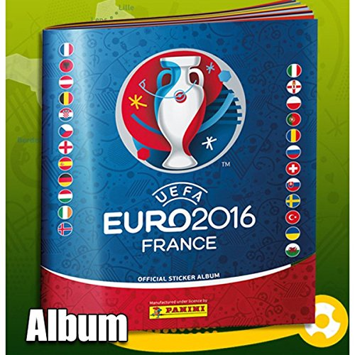Panini 5002002 UEFA EURO Sticker 2016 - Album