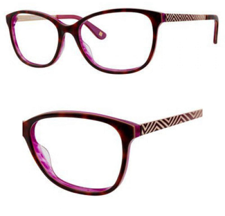 Sunglasses Liz Claiborne L 647 0MFX Havana Plum