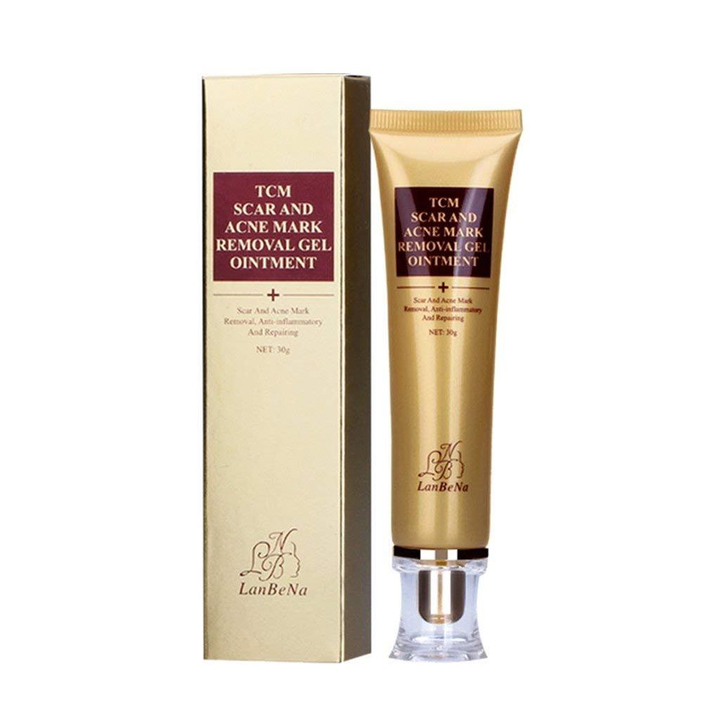 TEEROVA Remove Scar Cream Scar Gel Skin Repair Treatment Acne Scar Removal Cream for Face and Body 30ml