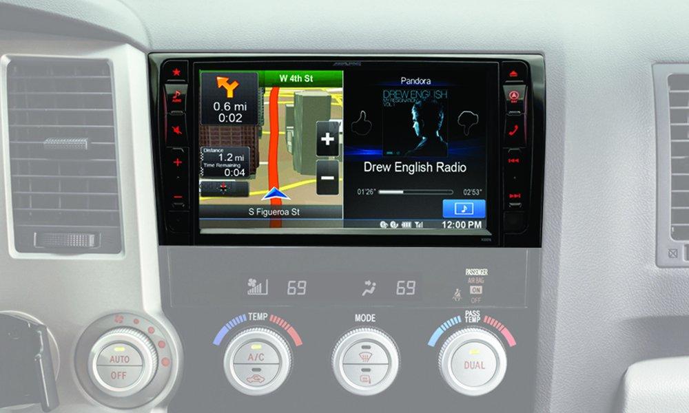 Alpine Electronics X009-TND 9 Restyle Dash System for Toyota Tundra Trucks