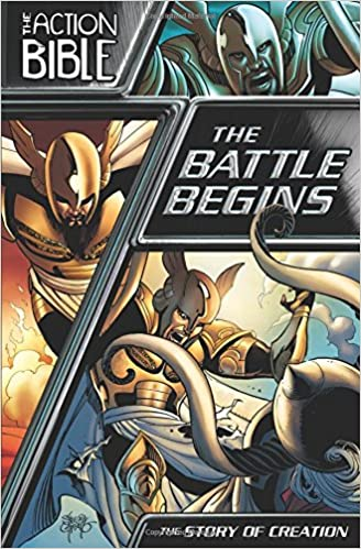 Image result for the battle begins the action bible