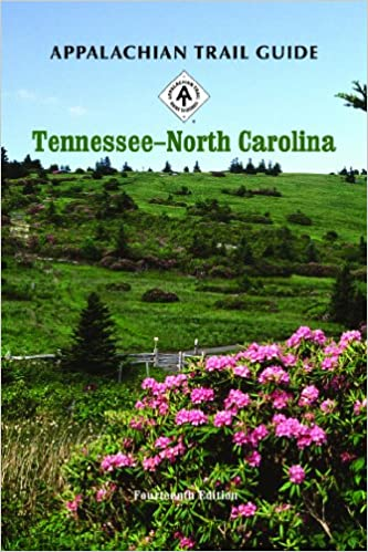 Appalachian trail guide to tennessee-north carolina: v. Collins.