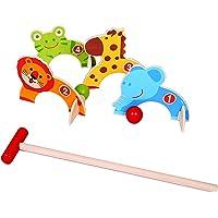 KT M.Y Juegos al Aire última intervensión–Croquet Animal–Juegos al Aire última intervensión de los niños