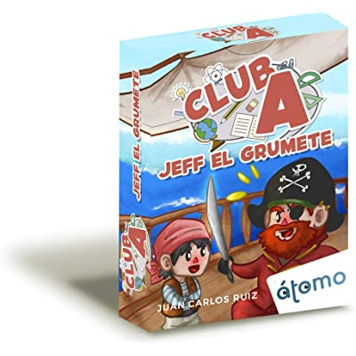 Átomo Games Club A. Jeff El Grumete