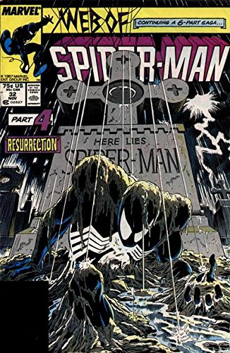 Web of Spider-Man #32 : Resurrection (Kraven's Last Stand - Marvel Comics) -