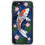 ZERO GRAVITY(ゼログラビティ) アイフォンケース iPhone 7/8 対応 KOI 刺繍 【正規代理店品】
