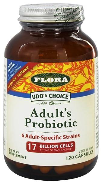 Amazon.com: Flora – Elección del Udo Probiotic de adultos ...