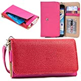 xolo opus 3 mobile phone - Red/Neon Pink XOLO Era, Cube 5.0, A1010, Win Q1000, 8X-1020, Omega 5.0, Opus 3, Q1020, Opus HD, Play 8X-1100, Case | Cell phone Wallet & Wristlet for Women