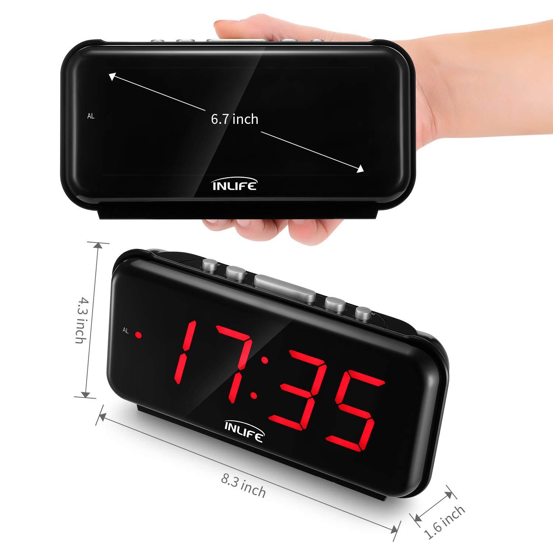 Home Dcor Alarm Clocks millenniumpaintingfl.com Bedroom Home ...