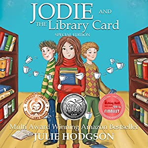 Jodie and the Library Card Audiobook