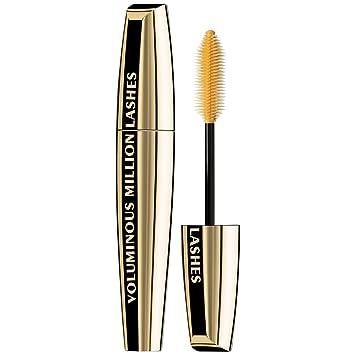 1e22d1ff715 L'Oreal Paris Makeup Voluminous Million Lashes Mascara, Volumizing,  Defining, Smudge-