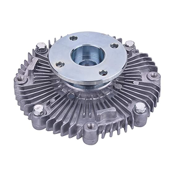 Younar Fan Clutch Engine Cooling Electronic for Nissan D21 Frontier Xterra Pickup Maxima l4 2.4L