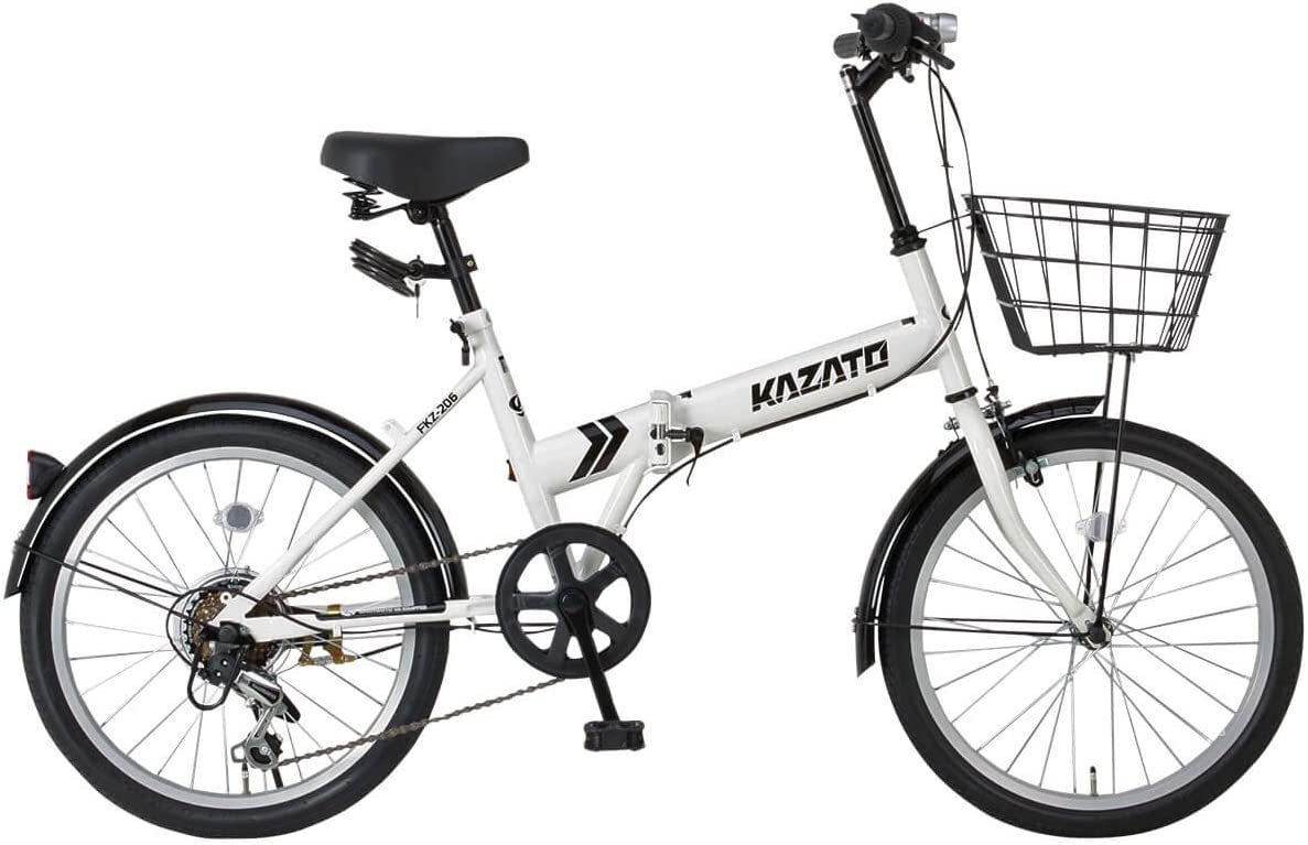 KAZATO FKZ-206 折り畳み自転車
