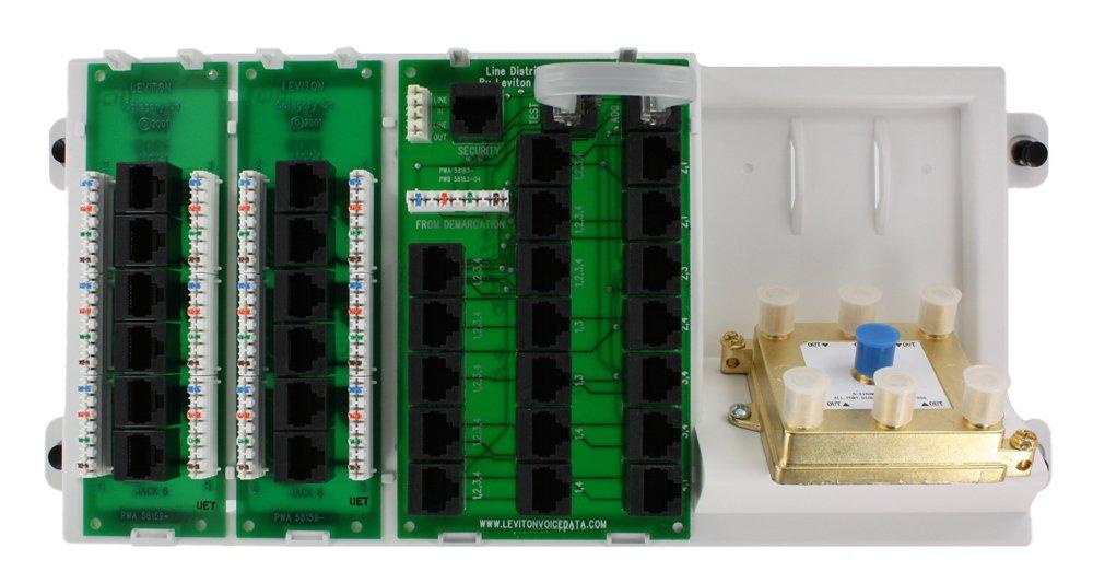 Leviton 47606-ASO Distribution Panel by Leviton