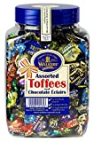 Best Toffees - WALKERS NONSUCH Assorted Toffees and Chocolate Eclairs Jars Review