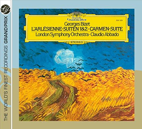 - Bizet: L'Arlésienne Suites Nos.1 & 2 / Carmen Suite No.1