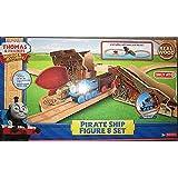 Amazon.com: Thomas the Train Wooden Railway Pirate Cove Discovery ...
