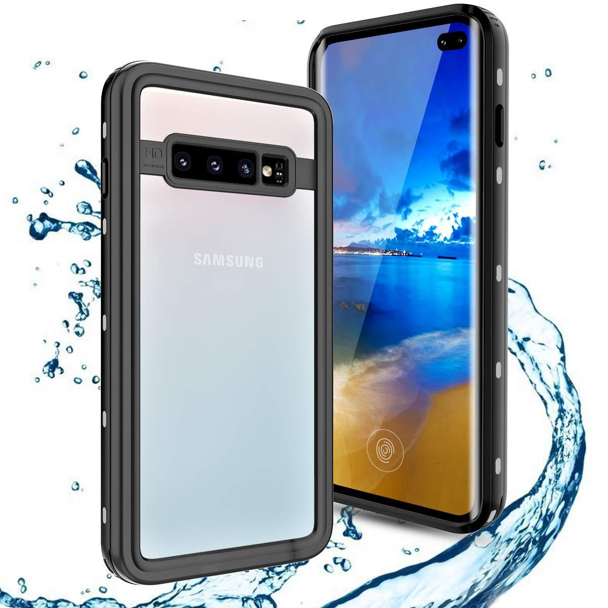 Funda Resistente Al Agua Y Caidas Samsung S10 Plus Willbox