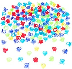 related image of Super Z Outlet Colorful Assorted Plastic Glitter