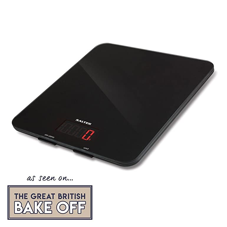 Salter Digital Kitchen Platform Weighing Scales - As Seen on The ...