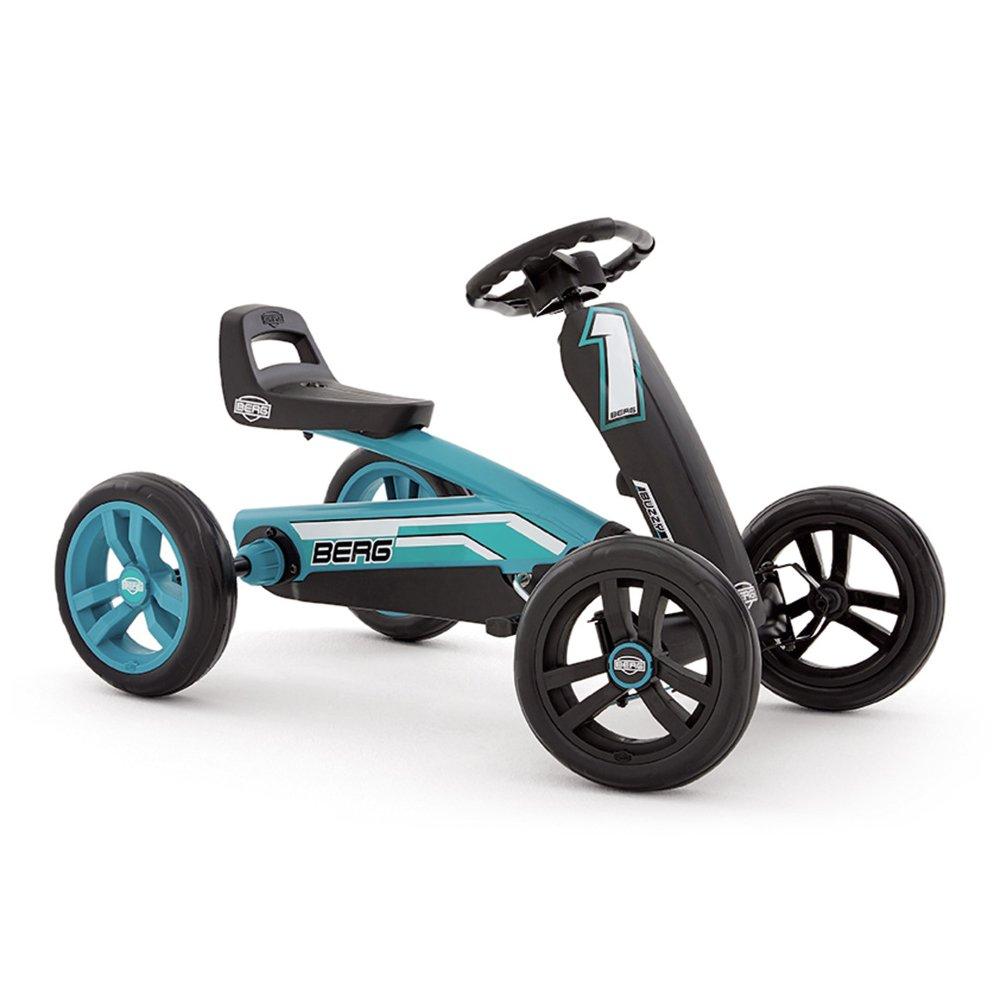 Amazon.com: Berg Kids Pedal Go Kart - Buzzy Racing: Toys & Games