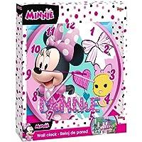 Minnie Mouse Reloj de Pared de Minnie (WD19913)