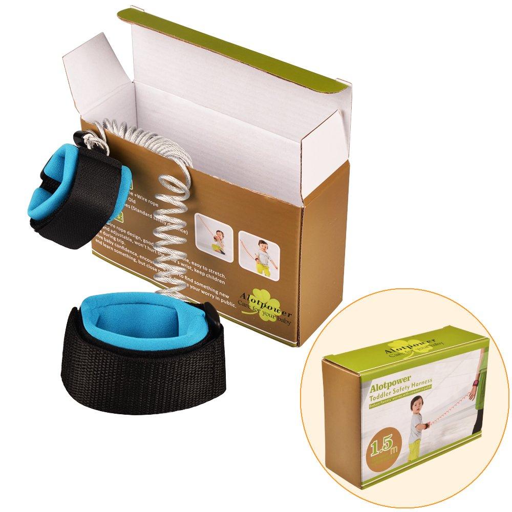 Safety Harness Box Wire Center Filerc Circuitsvg Wikipedia Amazon Com Alotpower Anti Lost Strap Wrist Leash Rh Buckle